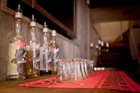 Trinken in Schweden: Schnaps