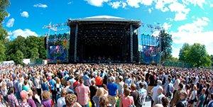 Göteborg - die Stadt der Festivals