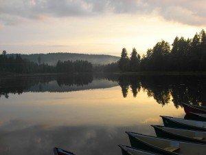 Mit dem Kanu Schweden entdecken