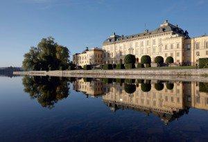 Schloss Drottningholm Königshaus Schweden