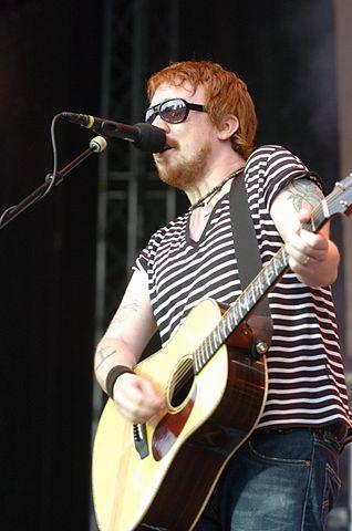 Lars Winnerbäck beim Arvika-Festival 2005