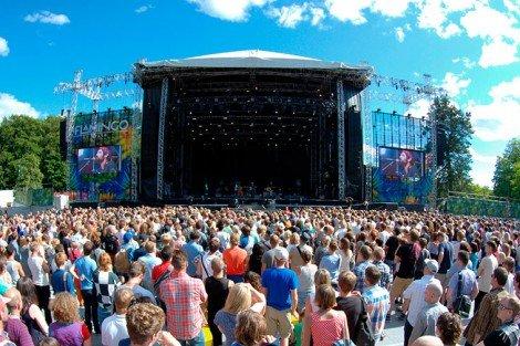 Musik hat in Schweden eine große Bedeutung