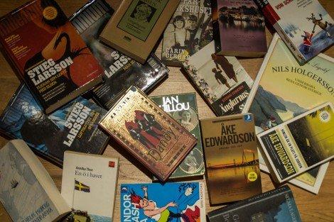 schwedische Bücher