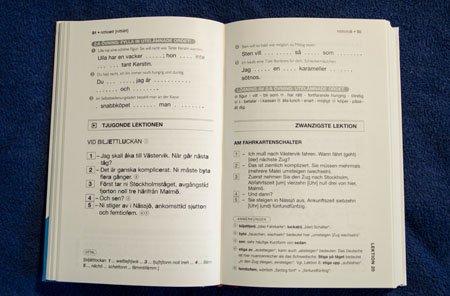 Blick ins Buch: Schwedisch ohne Mühe