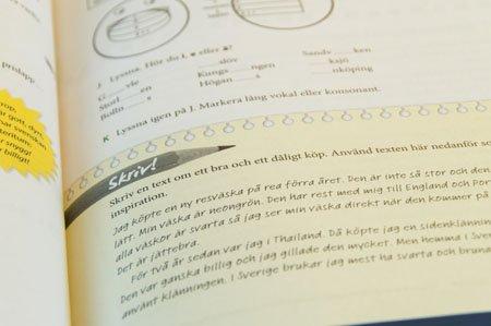 Rivstart - Blick ins Buch