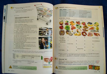 Tala Svenska - Blick ins Buch