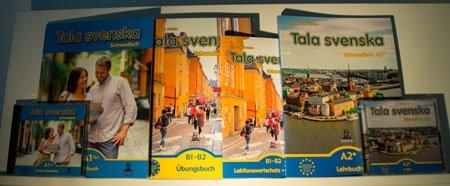 Die Tala Svenska-Bücher im Überblick