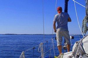 Claus Aktoprak - the Sailing Bassman