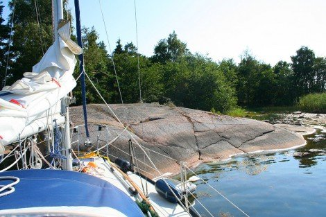 In den Schären segeln - ein Traum