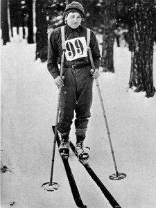 Sieger beim Vasalauf 1922