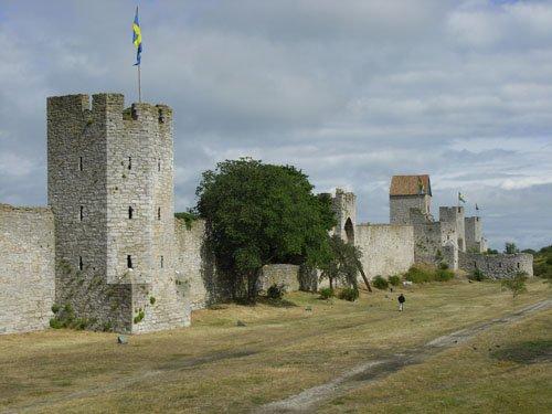 Stadtmauer von Visby, Gotland