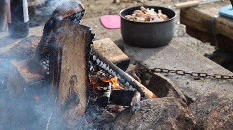 Outdoor-Küche - das ist der Gewinn, wenn die Angst vor dem Auswandern überwunden wird