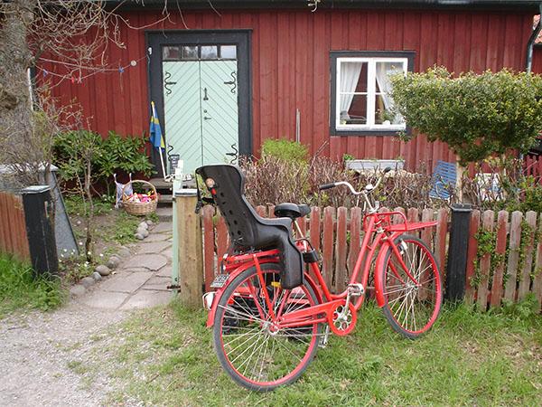 Idylle auf Sandhamn