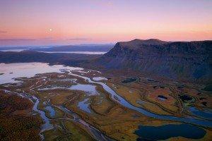 Magische Orte: der Sarek in Schweden