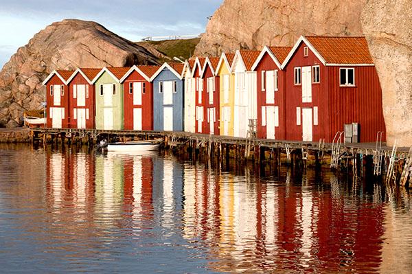Magische Orte: Smögen in Bohuslän