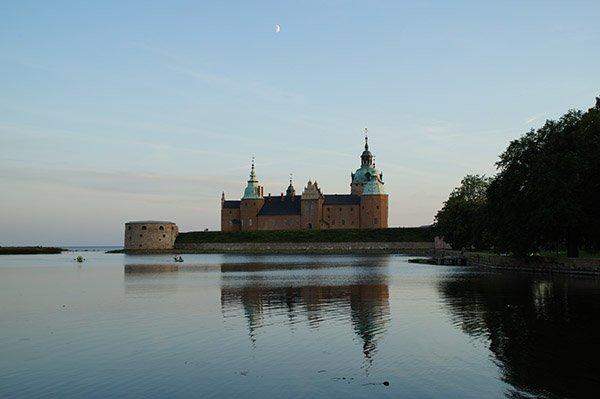 Das Kalmarer Schloss - ein Machtzentrum schon in Zeiten der Kalmarer Union