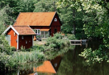 Idylle in Småland
