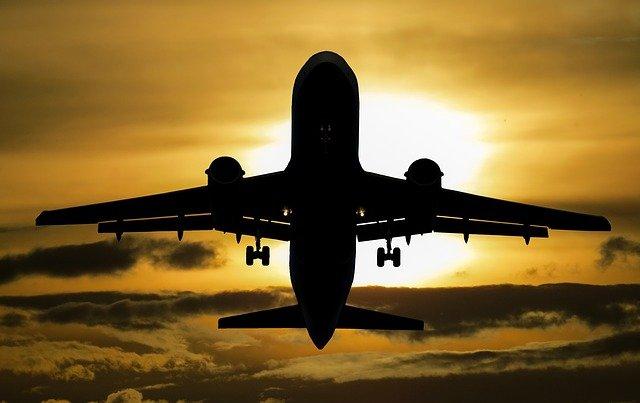 Anreise nach Schweden mit dem Flugzeug