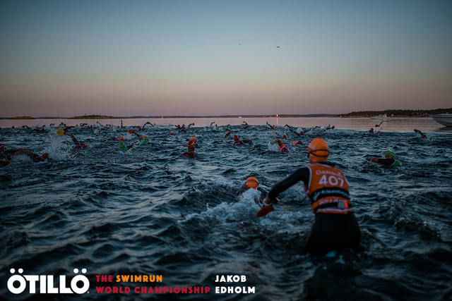 Swimrun; Foto: Jakob Edholm / Ötillö WC
