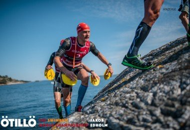 Swimrun Ötillö; Foto: Jakob Edholm / Ötillö WC