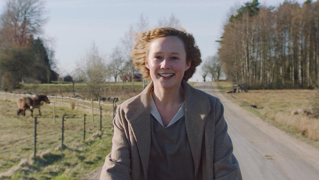 Astrid - Alba August glänzt als junge Astrid Lindgren