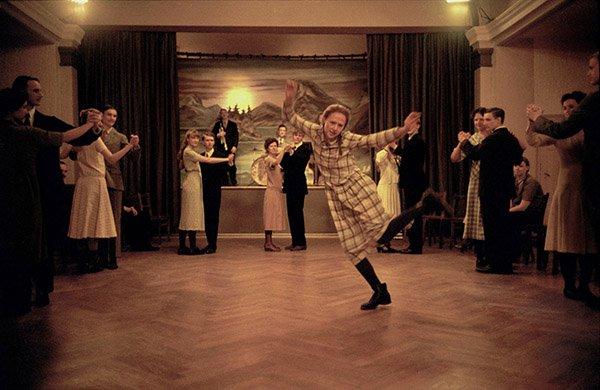 Astrid beim Tanzen