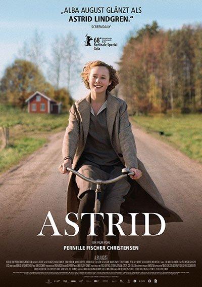 Astrid - Filmplakat