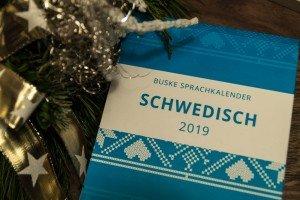 Schwedisch Sprachkalender Buske