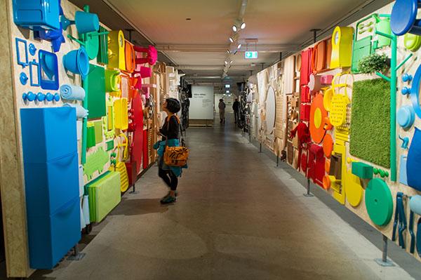 Im IKEA-Museum