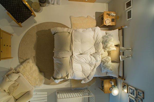 Upside down im IKEA-Museum
