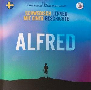 """Das ansprechende Cover von """"Alfred"""""""