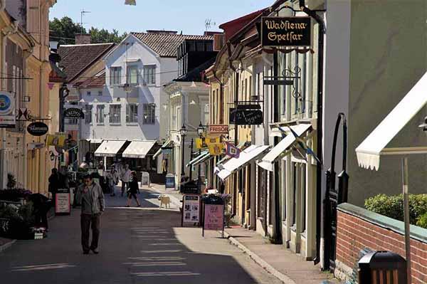 Altstadt von Vadstena