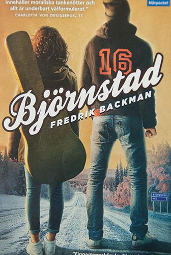 Cover von Björnstad