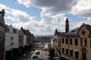 Helsingborg - Blick auf den Stortorget