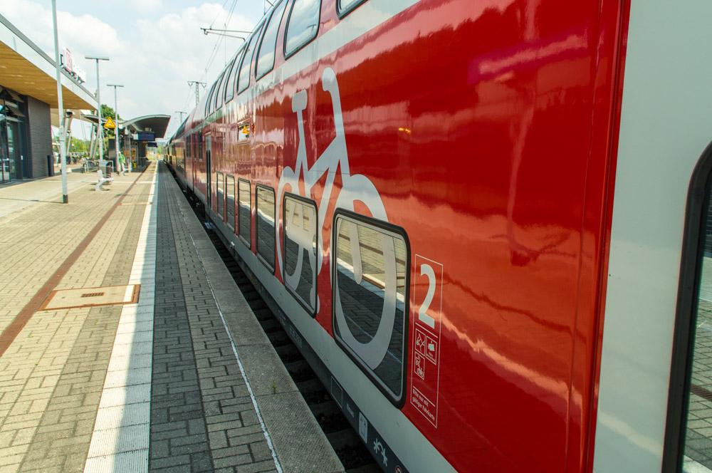 Fahrradmitnahme in der Deutschen Bahn