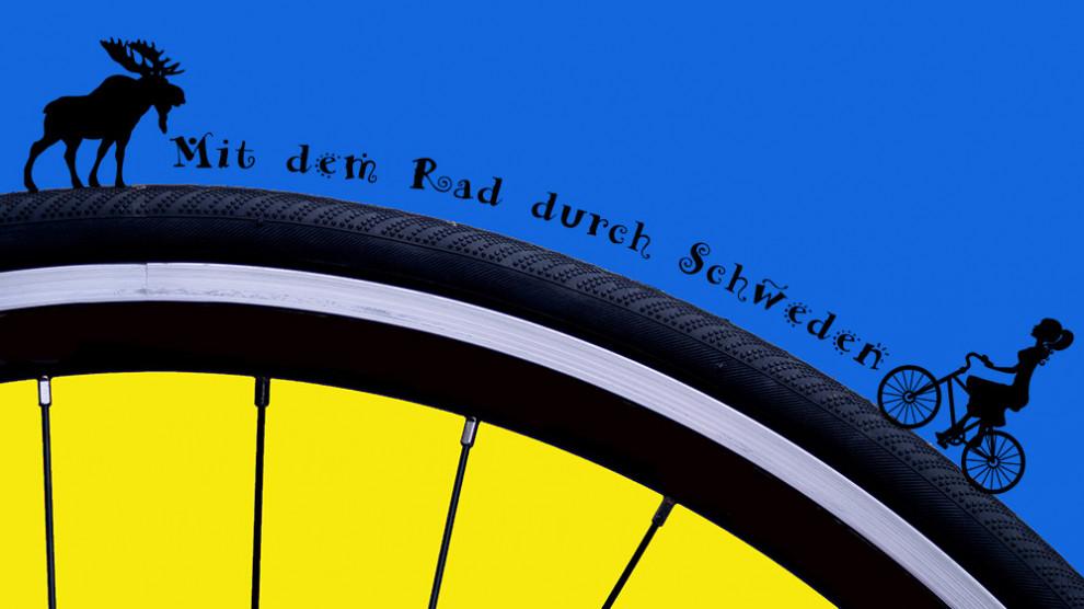 Mit dem Rad durch Schweden