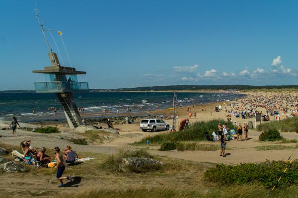 Strand von Tylösand