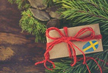 Weihnachtsgeschenk schwedisch