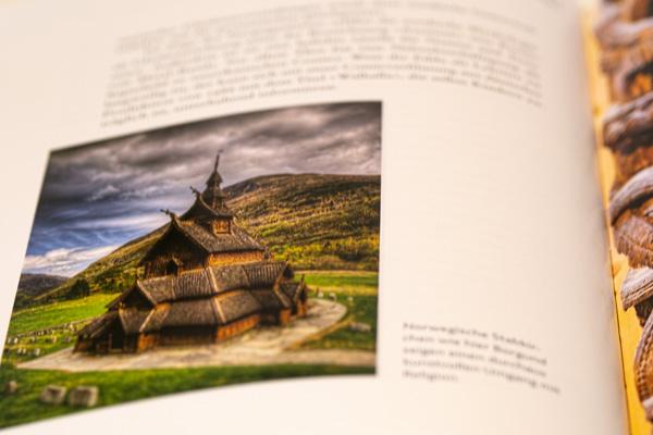 """Blick ins Buch """"Eine kurze Geschichte der nordischen Welt"""""""