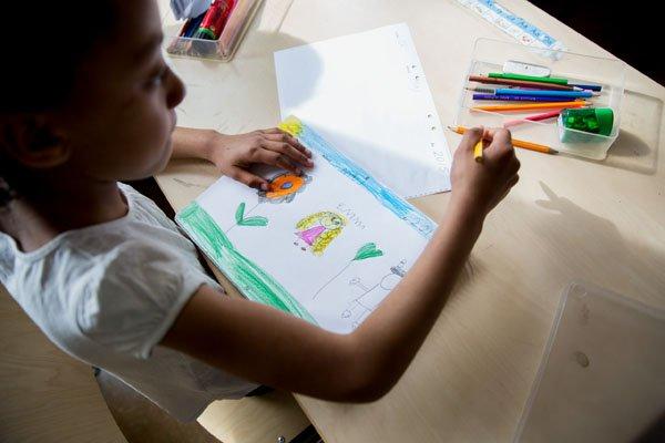 Förderung  von Neuschweden in der schwedischen Schule