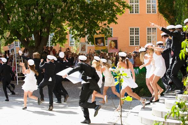 Studenten - das schwedische Abitur