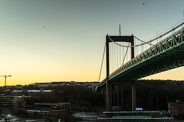 Älvborgsbron Göteborg