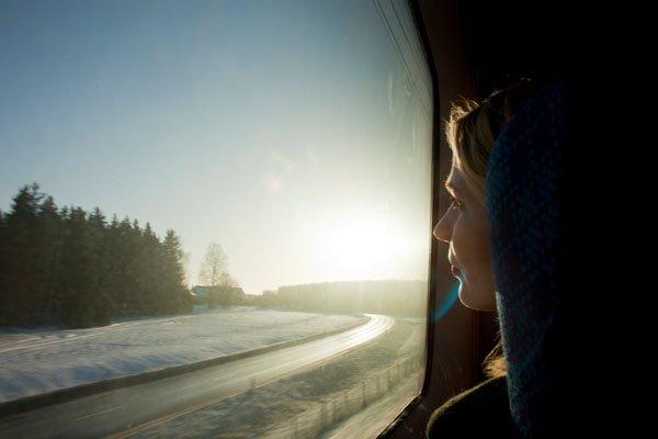 Nachhaltig mit dem Zug durch Schweden reisen