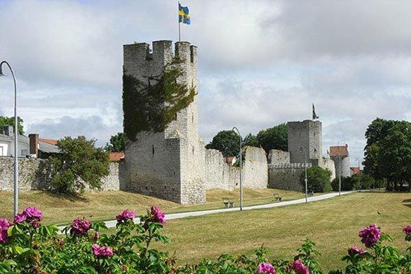 Visby Stadtmauer