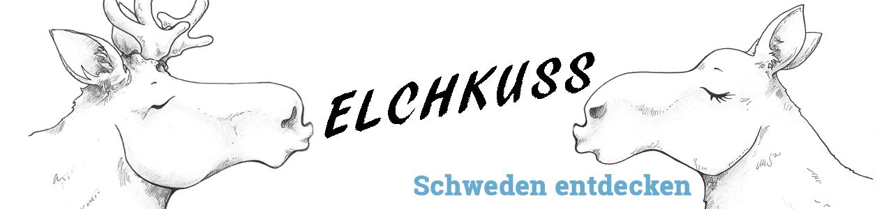 Elchkuss - Schweden entdecken - Header