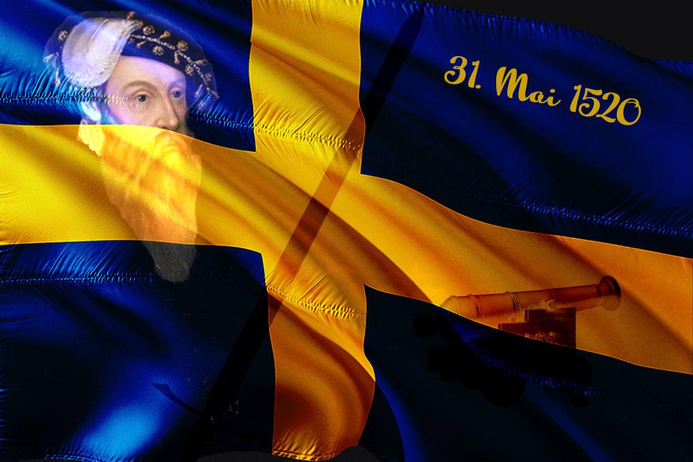 Schweden vor 500 Jahren - Gustav Vasa zurück in Schweden