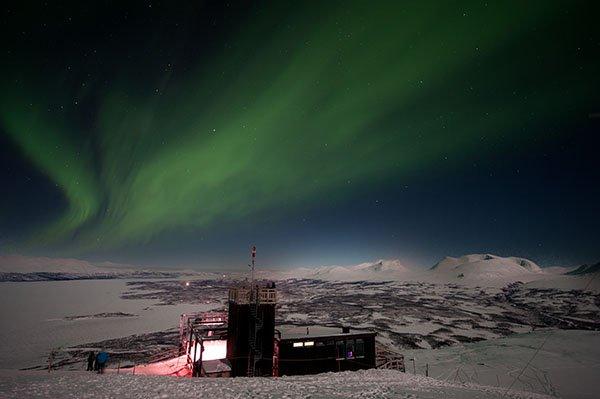 Nordlichter / Aurora Sky Station