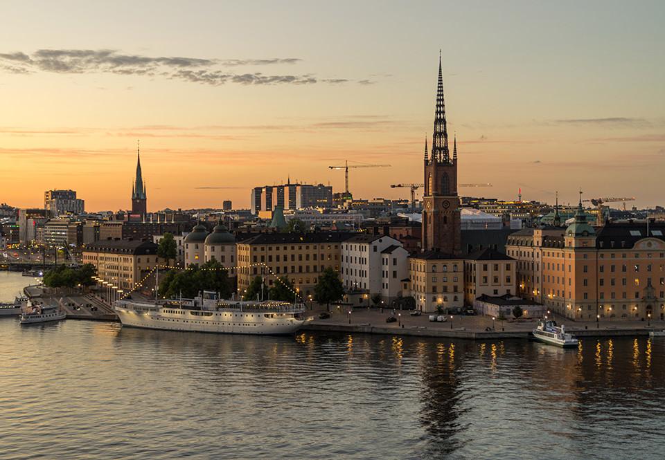 Aussichtspunkte in Stockholm - Beitragsbild