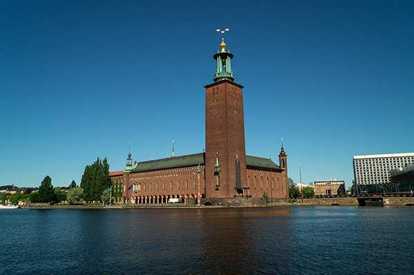 Das Rathaus Stockholms, Stadshuset