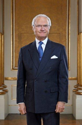 Seine Königliche Majestät König Carl XVI Gustaf